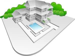 maison de rêve dessinée par un architecte de Rennes