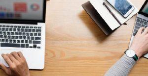 recherche d'emploi en ligne